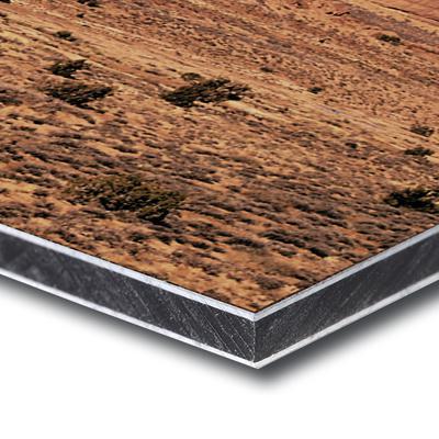 Image planches en aluminium